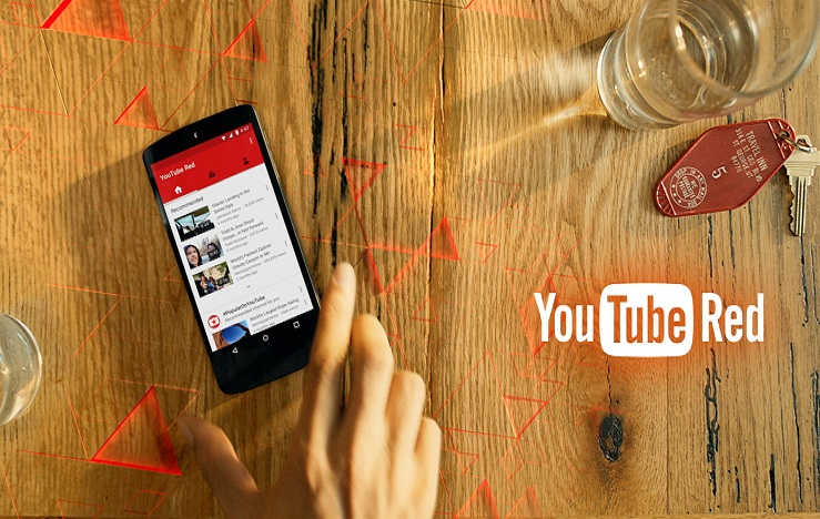 ¿Conoces YouTube Red?